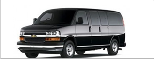 Passenger Van Limousine