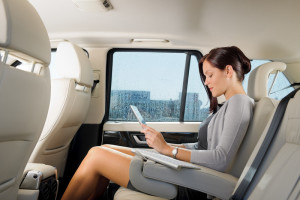 business limo rental